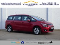 USED 2014 14 CITROEN C4 GRAND PICASSO 1.6 E-HDI AIRDREAM VTR PLUS 5d 113 BHP Full Service History Bluetooth Buy Now, Pay in 2 Months!