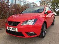 2014 SEAT IBIZA 1.2 TSI I-TECH 3d 104 BHP £5990.00