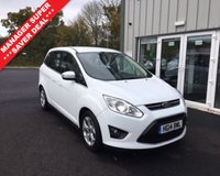 USED 2014 14 FORD GRAND C-MAX 1.0 ZETEC ECOBOOST 100 BHP THIS VEHICLE IS AT SITE 1 - TO VIEW CALL US ON 01903 892224