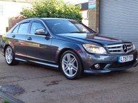2007 MERCEDES-BENZ C CLASS 2.1 C220 CDI SPORT 4d 168 BHP £4799.00