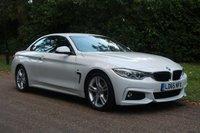 2015 BMW 4 SERIES 2.0 420D M SPORT 2d AUTO 188 BHP £SOLD