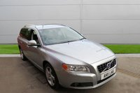 USED 2011 11 VOLVO V70 2.4 D5 SE LUX 5d AUTO 205 BHP AUTOMATIC LOW MILEAGE, MANY EXTRAS.FINANCE ME TODAY-UK DELIVERY POSSIBLE