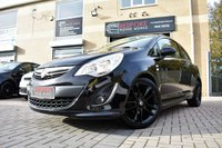USED 2011 61 VAUXHALL CORSA 1.2 LIMITED EDITION 3 DOOR