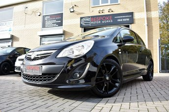 2011 VAUXHALL CORSA 1.2 LIMITED EDITION 3 DOOR £5495.00