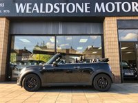 USED 2015 15 MINI CONVERTIBLE 1.6 COOPER 2d AUTO 122 BHP