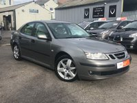 2005 SAAB 9-3 2.0 VECTOR SPORT T 4d 175 BHP NO WARRANTY £1495.00