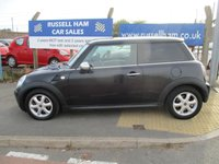 USED 2008 58 MINI HATCH ONE 1.4 ONE 3d 94 BHP 6 Stamps Of Service History .New MOT & Full Service Done on purchase + 2 Years FREE Mot & Service Included After . 3 Months Russell Ham Quality Warranty . All Car's Are HPI Clear . Finance Arranged - Credit Card's Accepted . for more cars www.russellham.co.uk  - Spare Key & Owners Book Pack.
