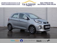 USED 2016 16 KIA PICANTO 1.2 2 5d AUTO 84 BHP Bluetooth ISOFIX Low Insurance 0% Deposit Finance Available