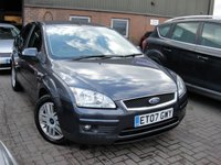 2007 FORD FOCUS 2.0 GHIA D 5d 136 BHP £SOLD