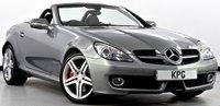 USED 2010 10 MERCEDES-BENZ SLK 1.8 SLK200 Kompressor 2dr Auto [Sports Pack] Air Scarf, Htd Seats, AMG Pack