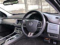 USED 2012 62 JAGUAR XF 2.2 D SPORT LE 4d AUTO 190 BHP SAT NAV/REAR CAMERA/XENON/PDC