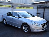 USED 2011 11 PEUGEOT 508 2.0 SR HDI 4d 140 BHP * FREE DELIVERY &  WARRANTY *