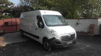 2015 VAUXHALL MOVANO 2.3 F3500 L3H2 CDTI 125PS £SOLD