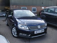 2013 VOLKSWAGEN PASSAT 2.0 HIGHLINE TDI BLUEMOTION TECHNOLOGY DSG 4d AUTO 139 BHP £7980.00