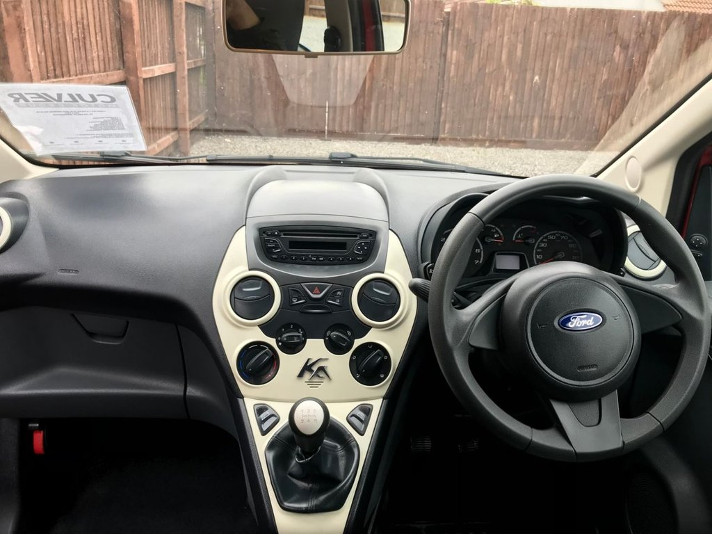 Used   Ford Ka  D  Former Keeper  Keys