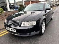 2002 AUDI A4 1.9 TDI 4d 129 BHP £995.00