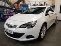 USED 2012 12 VAUXHALL ASTRA 1.6 GTC SRI 3d 177 BHP