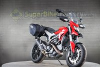 USED 2013 13 DUCATI HYPERSTRADA 821CC GOOD & BAD CREDIT ACCEPTED, OVER 500+ BIKES IN STOCK