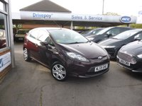 2009 FORD FIESTA 1.4 EDGE 5d 96 BHP £5999.00