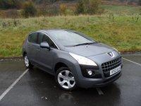 2012 PEUGEOT 3008 1.6 ACTIVE HDI FAP 5d 112 BHP £5490.00