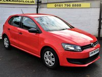 USED 2011 11 VOLKSWAGEN POLO 1.2 S 5d 60 BHP * FREE DELIVERY &  WARRANTY *