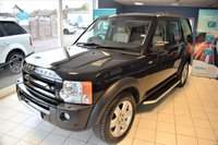 2007 LAND ROVER DISCOVERY 3 2.7  TDV6 HSE 5d AUTO 188 BHP £12990.00