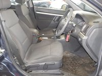 USED 2008 VAUXHALL VECTRA VVT EXCLUSIV