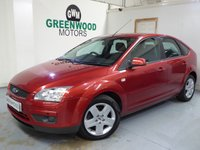 2007 FORD FOCUS 1.6 Style 5dr £2494.00