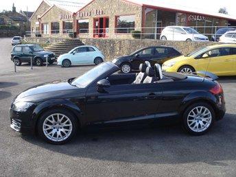 2010 AUDI TT 1.8 TFSI 2d 160 BHP £7999.00