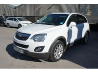 USED 2013 13 VAUXHALL ANTARA 2.2 EXCLUSIV CDTI 4WD S/S 5d 161 BHP ONE OWNER ONLY 20K MILES