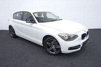 2014 BMW 1 SERIES 2.0 120D XDRIVE SPORT 5d 181 BHP £SOLD