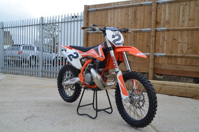 View our KTM SX