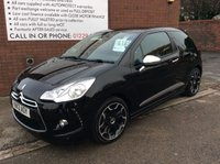 2013 CITROEN DS3 1.6 THP DSPORT PLUS 3d 150 BHP £6195.00