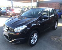 USED 2012 61 NISSAN QASHQAI 1.6 ACENTA 5d 117 BHP 2012 ONLY 49K MILES
