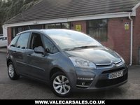2010 CITROEN C4 PICASSO 1.6 HDI VTR + (BLUETOOTH + PAN ROOF) 5dr £3990.00