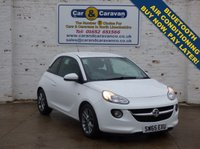 USED 2015 65 VAUXHALL ADAM 1.2 JAM 3d 69 BHP One Owner All Vauxhall History Buy Now, Pay in 2 Months!