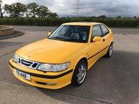 1999 SAAB 9-3 2.0 SE SPORT TURBO 3d 200 BHP £19995.00