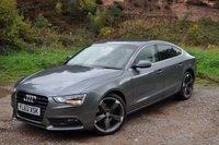 2013 AUDI A5 2.0 SPORTBACK TDI SE TECHNIK 5d 134 BHP £11795.00