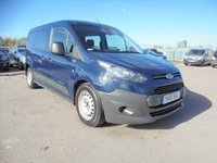USED 2015 15 FORD TRANSIT CONNECT 1.6 230 DCB 1d 94 BHP