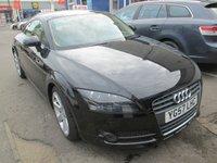 2007 AUDI TT 2.0 TFSI 3d AUTOMATIC 200 BHP £7495.00