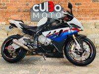 USED 2010 10 BMW S1000RR 999cc Sport Racefit Exhaust + Carbon Fibre