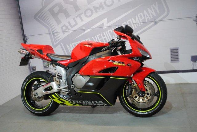 2004 04 HONDA CBR 1000 RR 998cc CBR 1000 RR-4