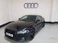 2010 AUDI A5 2.0 TFSI S LINE SPECIAL EDITION 2d 208 BHP £SOLD