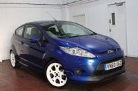 USED 2010 60 FORD FIESTA 1.6 S1600 3d 118 BHP