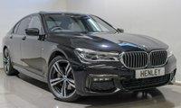 2018 BMW 7 SERIES 3.0 740D XDRIVE M SPORT 4d AUTO 315 BHP £54990.00