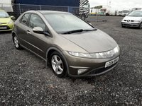 USED 2008 08 HONDA CIVIC 2.2 ES I-CTDI 5d 139 BHP