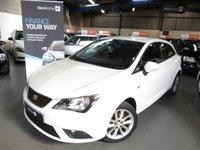 2013 SEAT IBIZA 1.4 TOCA 3d 85 BHP £5690.00