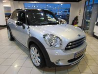 2014 MINI COUNTRYMAN 2.0 COOPER D ALL4 5d AUTO 110 BHP £13990.00