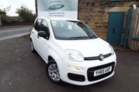 USED 2015 65 FIAT PANDA 1.2 POP 5d 69 BHP FULL Service History Only 330 Road Tax