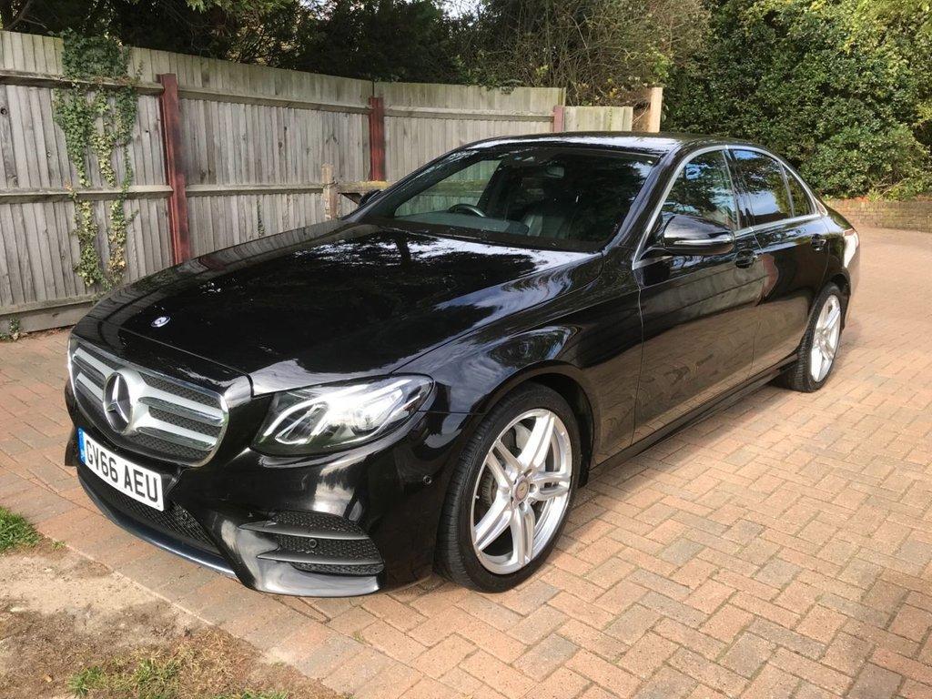 2016 Mercedes-Benz E-Class E 220 D Amg Line £18,950